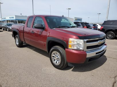 Photo Used 2009 Chevrolet Silverado 1500 2WD Extended Cab LT for sale