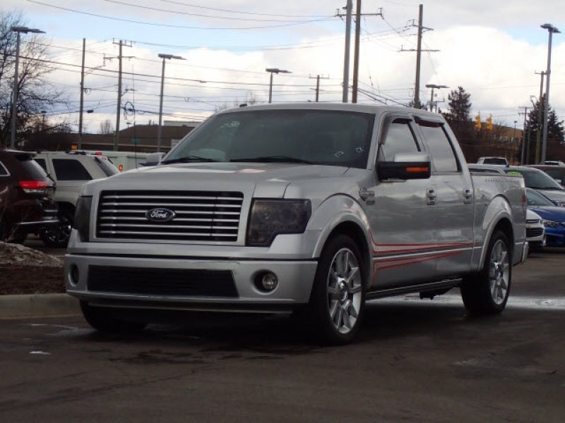 Photo Used 2011 Ford F150 Harley-Davidson for sale