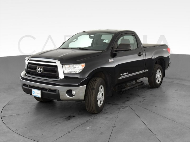 Photo Used 2013 Toyota Tundra 4x4 Regular Cab for sale