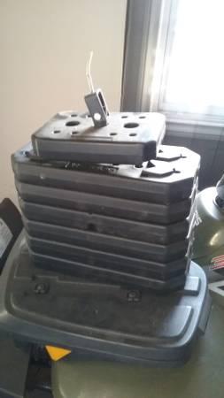 Photo Weider weight stack - $25 (FARMINGTON HILLS)