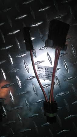 Photo Westen Fisher snow plow wiring adapter - $21 (LEXINGTON)