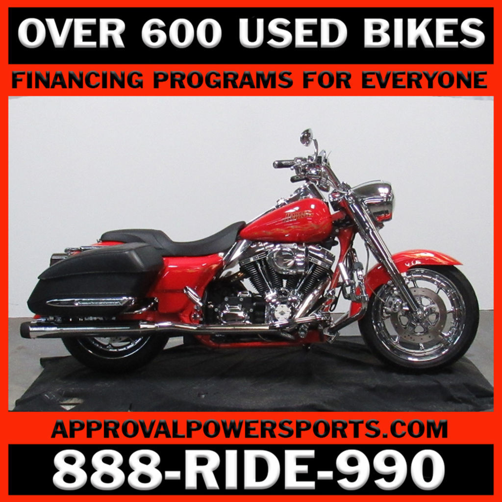 Photo 2007 Harley-Davidson FLHRSE3 - Road King Screamin Eagle $10999