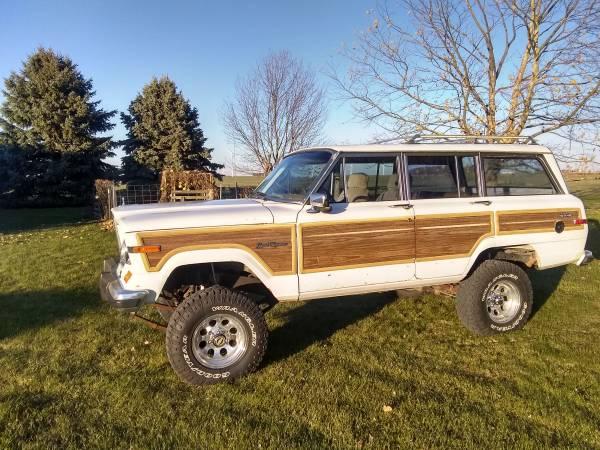 Photo 1988 Jeep Grand Wagoneer - $17,000 (Remington)