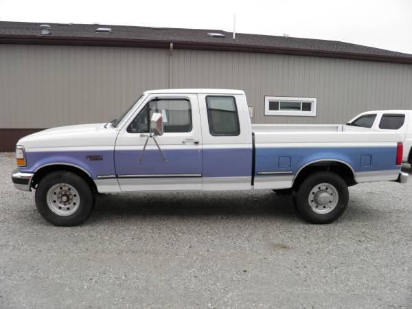 Photo 1997 Ford F250 Diesel - $9899