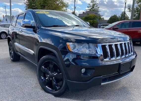 Photo 2013 Jeep Grand Cherokee Limited 4WD-70K Miles-Roof-Leather-Like New - $20,997 (Great Rates and Easy Term Financing Here)