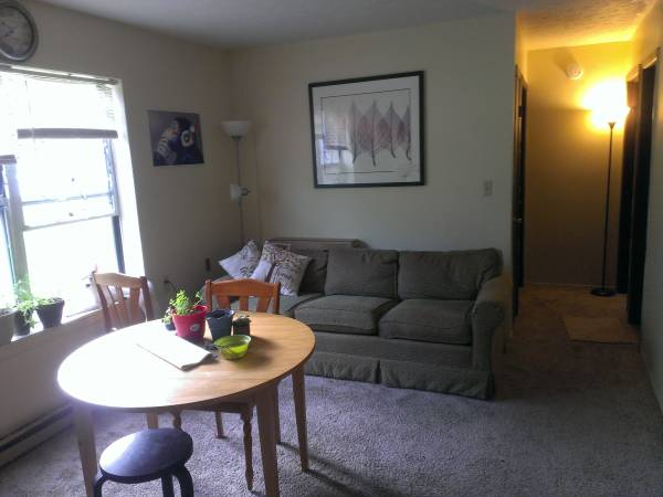 Photo 2 rooms in a 4-bed 1 bath apartment are available starting Aug 1 (West Lafayette)