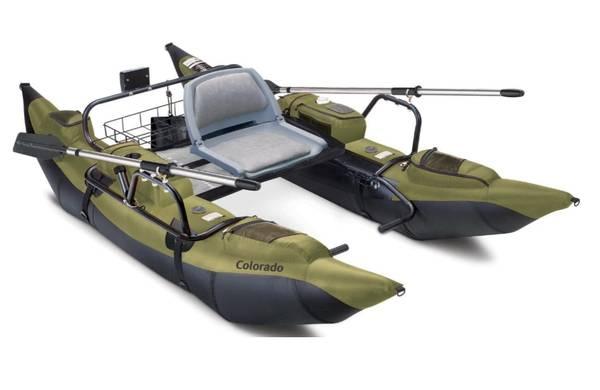 Photo Colorado Pontoon Boat For Sale - $680 (Bloomington)