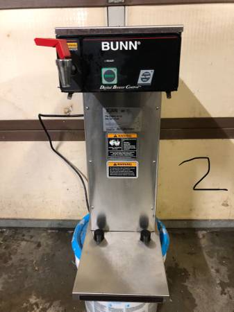 Photo Commercial Bunn coffee and tea machines - $300 (Muncie  New Castle)