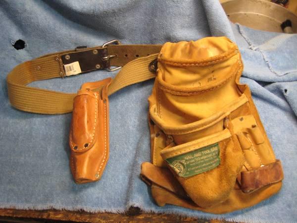 Photo Craftsman Tool Belt - $10 (Lafayette)