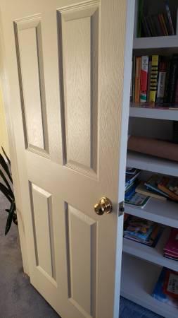 Photo Interior Door Slabs - $20 (West Lafayette)