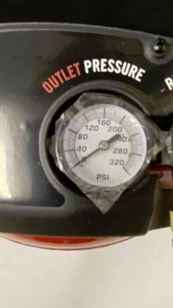 Photo New - Craftsman 6-Gallon Portable Electric Pancake Air Compressor - $150 (Lafayette)