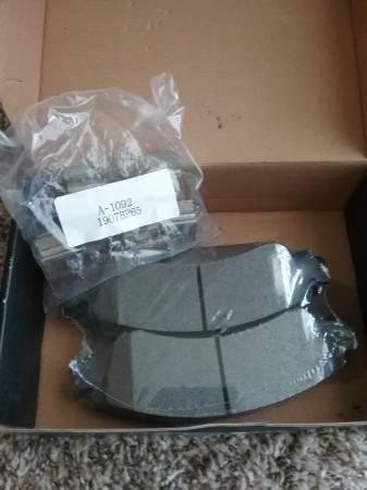 Photo New brake pads - Chevy GMC Cadillac - $25 (Kokomo)