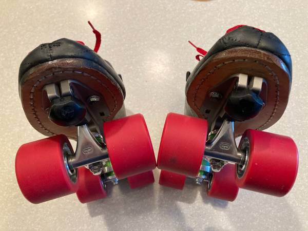 Photo Riedell mens roller skates - $275 (East Lafayette)