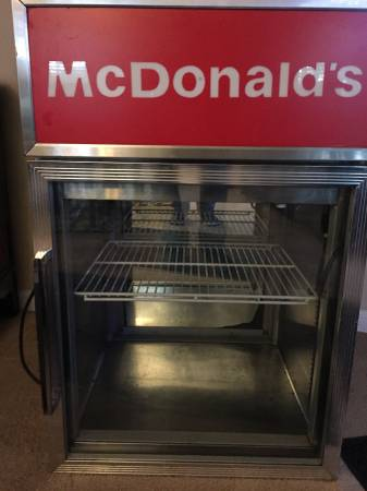 Photo Silver King Refrigerator - $250 (Fishers)