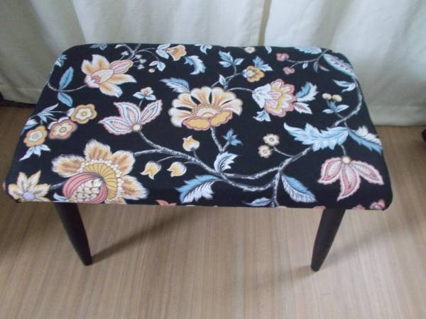 Photo Time out seat  foot rest - $10 (Monticello)