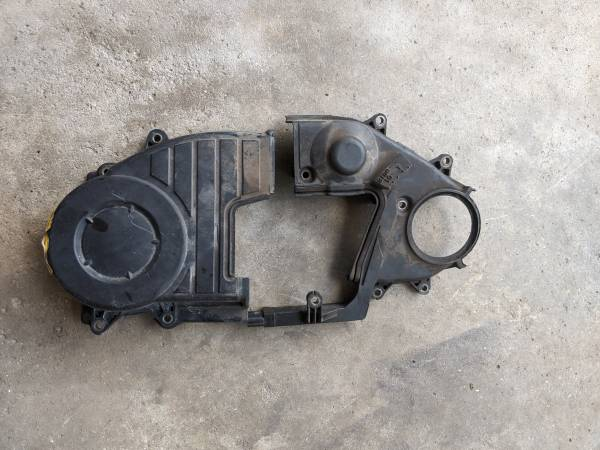 Photo Timing belt cover from Mitsubishi Lancer - $40 (West Lafayette)