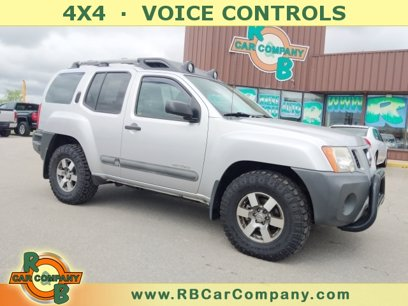 Photo Used 2010 Nissan Xterra 4WD Off-Road for sale