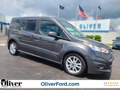 Photo Used 2016 Ford Transit Connect Titanium Long Wheel Base Wagon for sale
