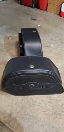 Photo Viking motorcycle bags for sale - $200 (Lafayette)