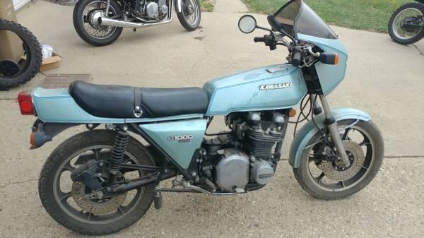 Photo Wanted project Kawasaki KZ900 Z1 KZ1000 - $5,000 (Carmel call 888-800-1932)