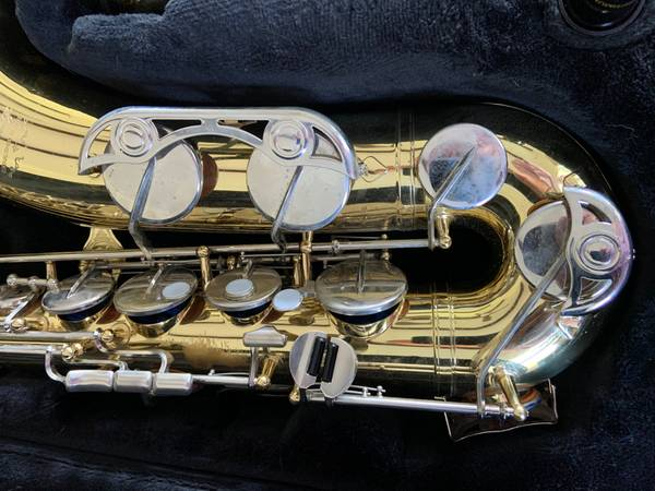 Photo Yamaha YTS-200AD Advantage Tenor Saxophone - $850 (Monticello)