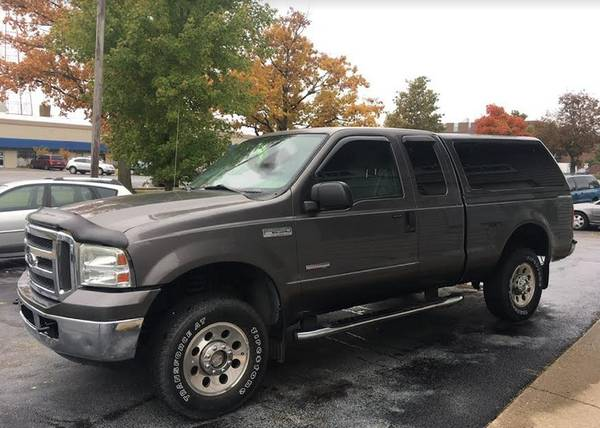 Photo ESTATE SALE...ARP HEAD STUDDED DIESEL FORD F25O  1-OWNER - $12,999 (163K LOW MILES...SHARP...DEPENDABLE...)