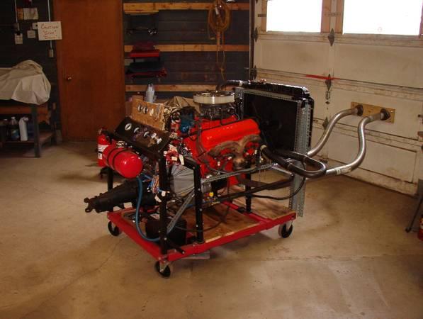 Photo 1966 Chevy Nova (Chevy II) 283195-hp Engine wSaginaw 4-spd (1973) - $4200 (Moline)