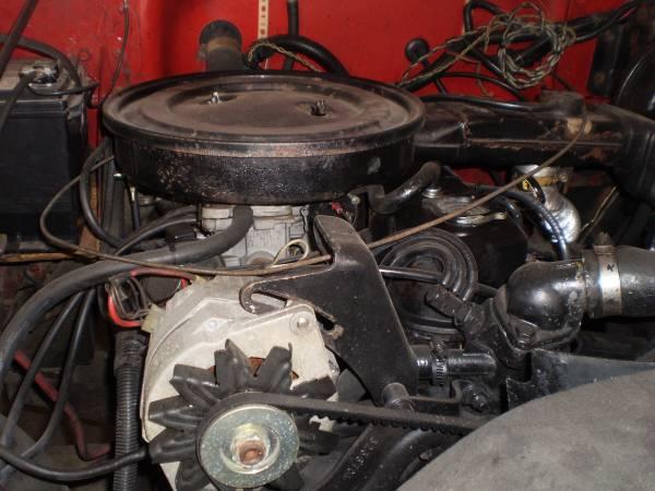 Photo 1983 Jeep motor, Cj7 Iron Duke 2.5 Engine Complete. - $200 (WAUSEON)