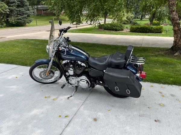 Photo 2004 Harley Davidson Sportster - $3,500 (Farmington)