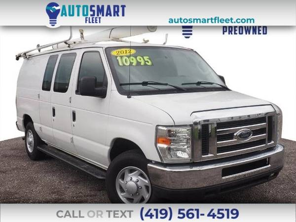 Photo 2012 Ford E-Series Cargo Van E250 Van - $10,995 (_Ford_ _E-Series Cargo Van_ _Van_)
