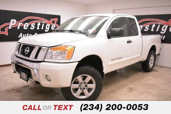 Photo 2012 Nissan Titan SV - $16434 (Toledo)