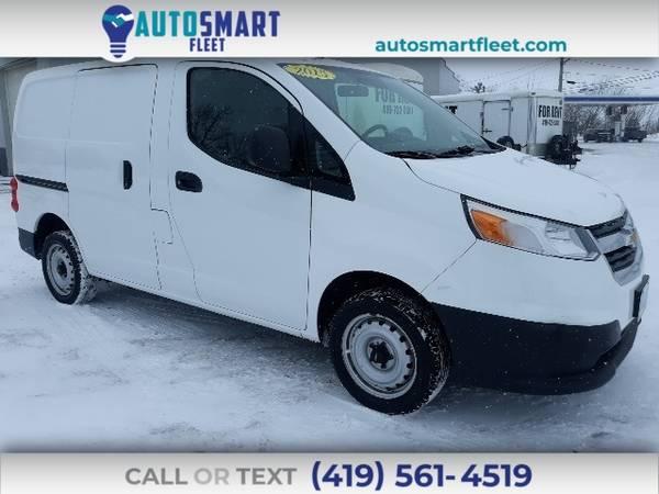Photo 2015 Chevrolet City Express Cargo Van Cargo Van LS - $15,995 (_Chevrolet_ _City Express Cargo Van_ _Va)