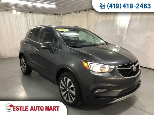 Photo 2017 Buick Encore 4d SUV AWD Preferred II SUV Encore Buick - $16,787 (2017 Buick Encore)