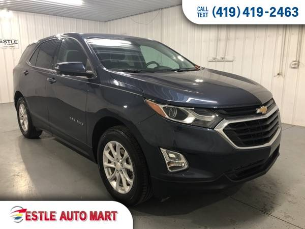Photo 2018 Chevrolet Equinox SUV Chevy 4d SUV AWD LT w1LT Equinox - $19,995 (2018 Chevrolet Equinox)