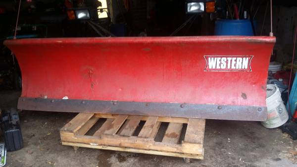 Photo 7 12 western unimount snow plow - $750 (toledo)
