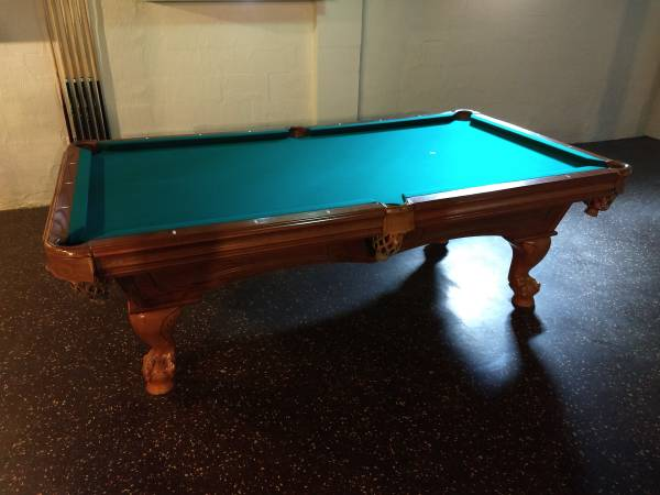 Photo 839 American Heritage Billiard  Pool Table - $650 (TOLEDO)