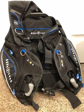 Photo Aqua Lung Dive Equipment - $900 (Bowling Green)