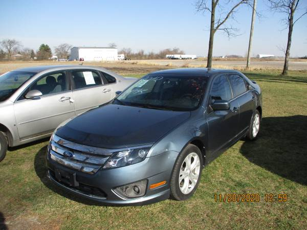 Photo BLACK FRIDAY SALE GOING ON TODAY 2012 FORD FUSION 139 K LIKE NEW - $4,495 (PRESTIGE FAMILY CARS 7444 FREMONT PIKE PERRYSBURG,OHIO)