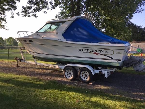 Photo Boat forSale - $22,500 (WOLCOTT)