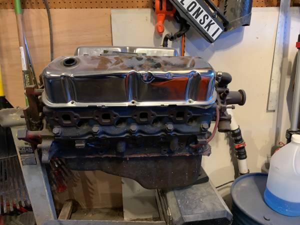 Photo Ford 302 V8 engine for sale - $235 (Sylvania)