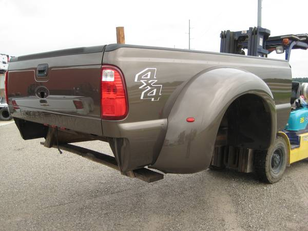 Photo Ford Super Duty Dually DRW bed NEW TAKE OFF F350 F450 fits 99-16 - $3,150 (Defiance)