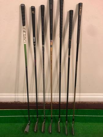 Photo Golf Driving Irons - Cobra, others - $10 (Sylvania, OH)