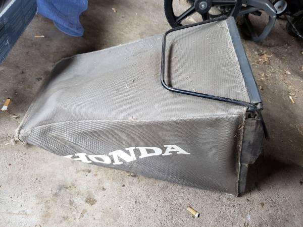 Photo Honda Grass Catcher - $15 (Toledo)