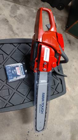 Photo Husqvarna 455 Rancher - $350 (Oak harbor)