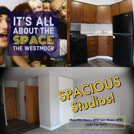 Photo It39s All About The SPACE - The Westmoor