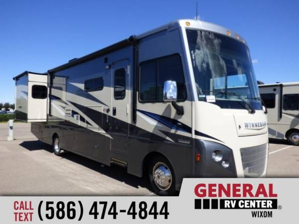 Photo Motor Home Class A 2021 WINNEBAGO Vista 32M - $182,492 (Toledo, OH)