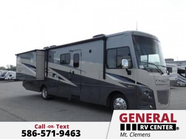 Photo Motor Home Class A 2021 WINNEBAGO Vista 35U - $186,528 (General RV - Mt. Clemens)