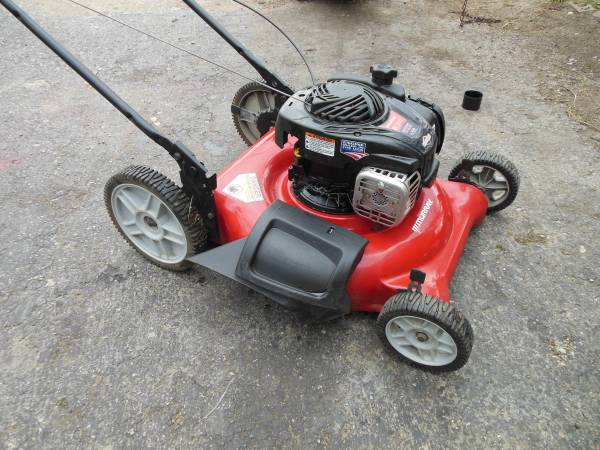 Photo Murray Lawn Mower Like New Mulcher Side discharge 5 hp. - $170 (Toledo)