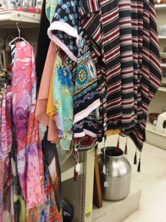 Photo New Stock Ponchos, Art Scarves, Casual, Social, Hip, Modern (Maumee)