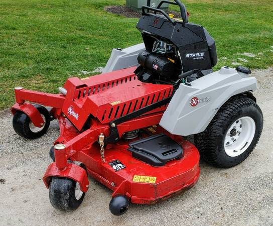 Photo Nice-Mower-Snow Plow-Trencher-Concrete Buggy Stump Grinder Aerator - $1 (Aurora, Ohio)